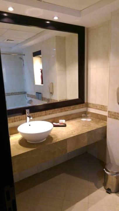 Badezimmer Grandeur Hotel