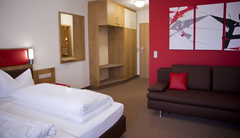 Komfortzimmer 1 Hotel Zur Windmühle
