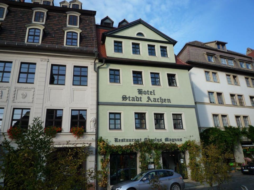 Gemütliches Hotel Hotel Stadt Aachen
