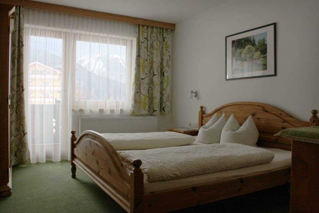 Doppelzimmer Hotel Garni Glück Auf