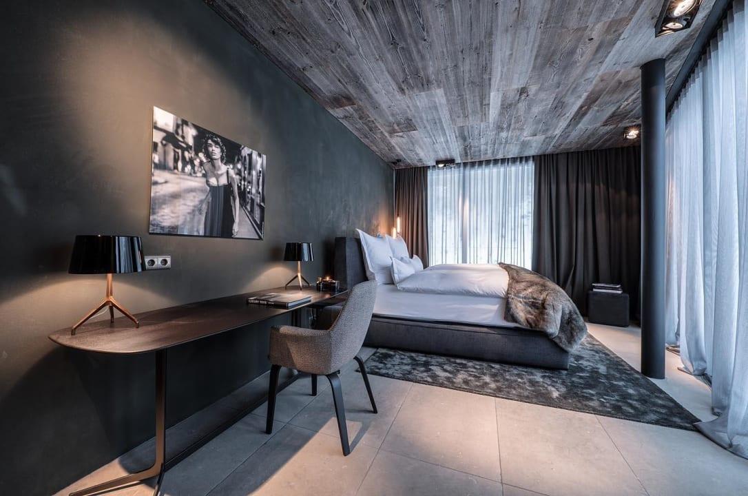 Penthousesuite Zhero Hotel Ischgl/Kappl