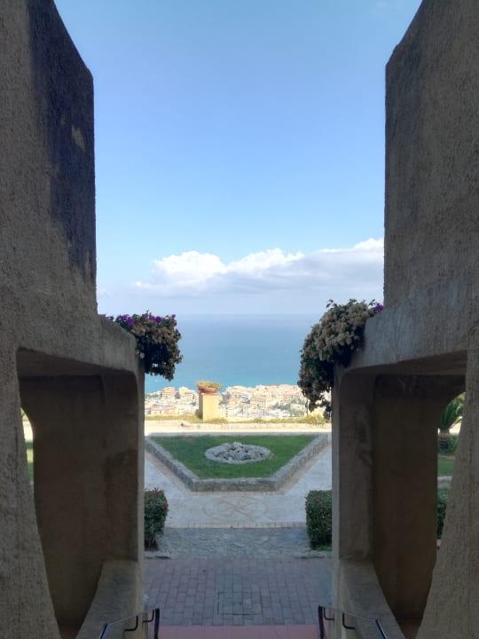 Ausblick Hotel L'Olivara Villaggio