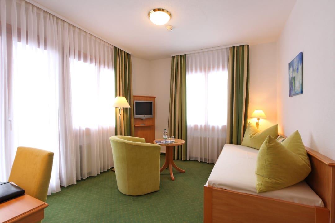 Suite mit einem Schlafzimmer - Bergsicht Bernerhof Swiss Quality Hotel