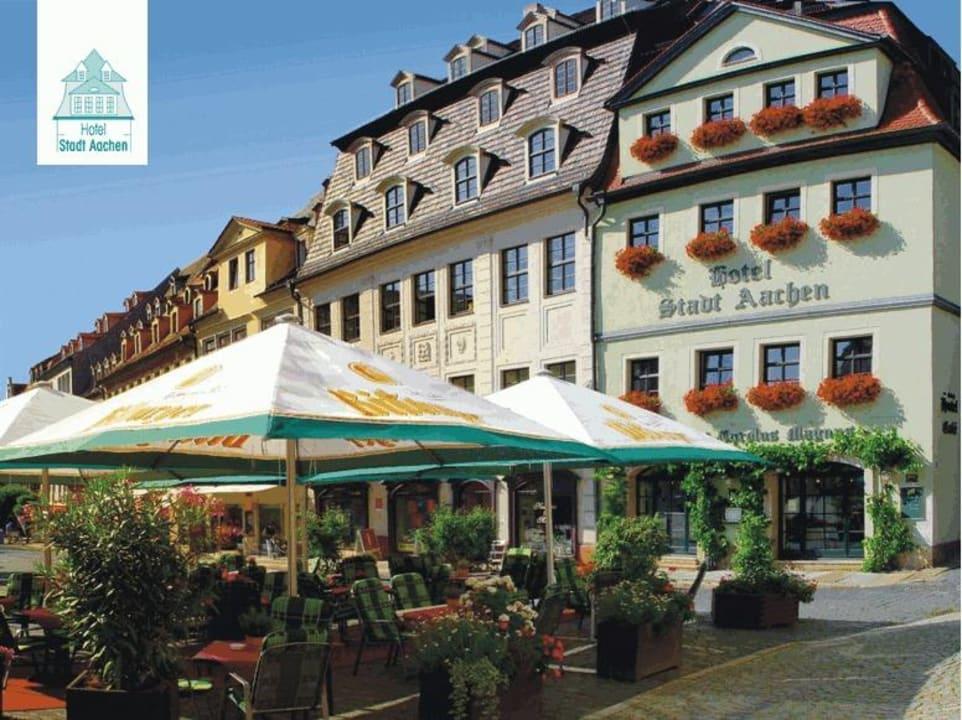 Hotelansicht Hotel Stadt Aachen