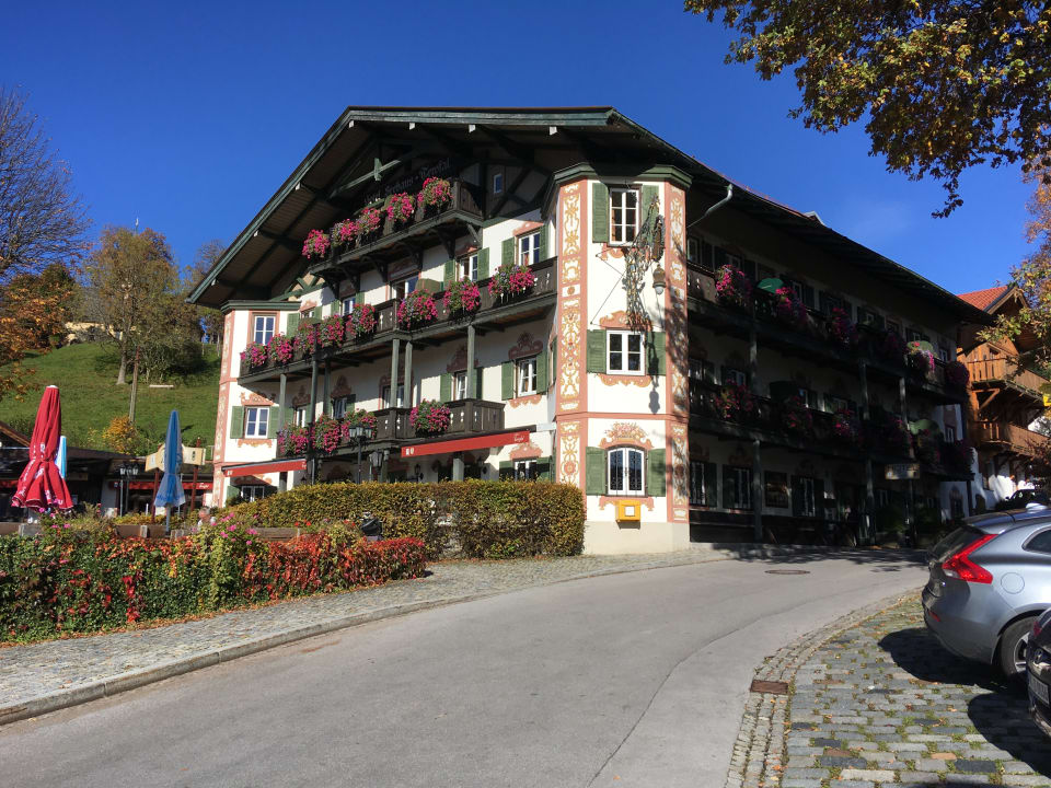 Außenansicht Hotel Gasthof Terofal