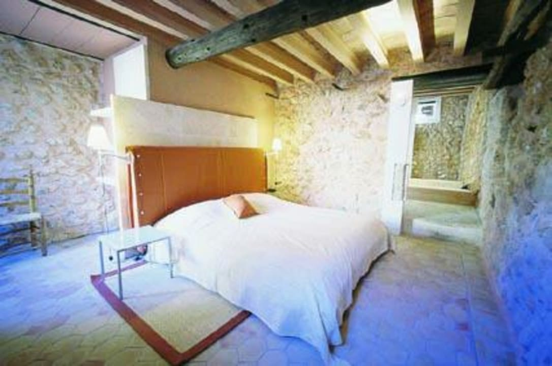 Suite Principal Schlafzimmer Refugio Son Pons