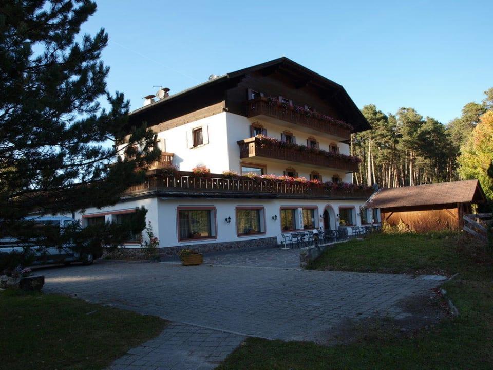 Hotel mit Terrasse (Seeseite) Hotel Waldsee