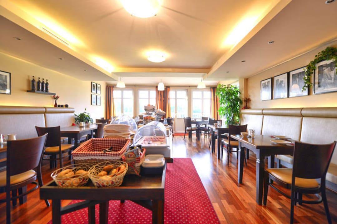 Frühstücksraum Hotel Auf Wolke 8