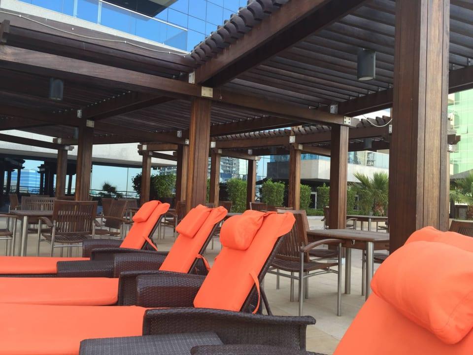 Liegenmöglichkeiten Copthorne Hotel Dubai