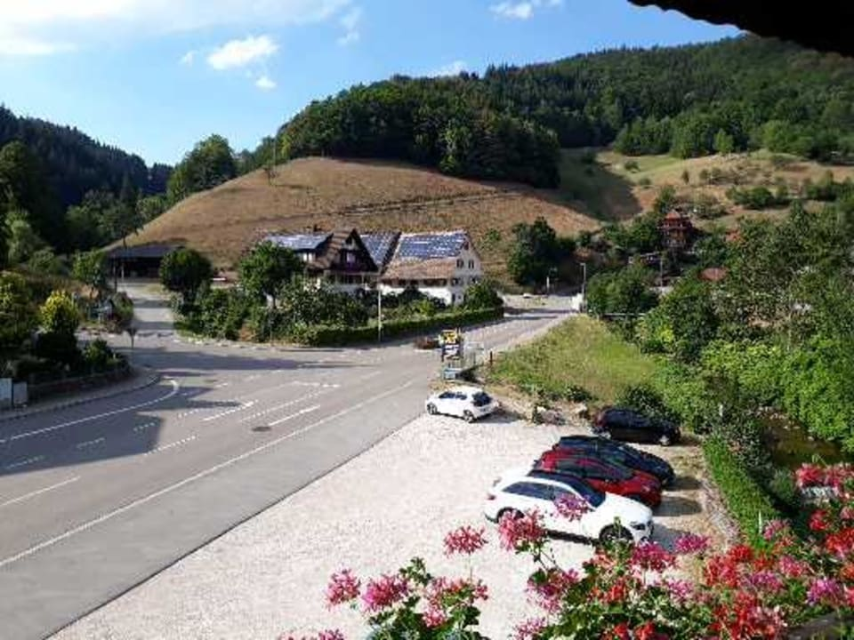 Ausblick Hotel Döttelbacher Mühle