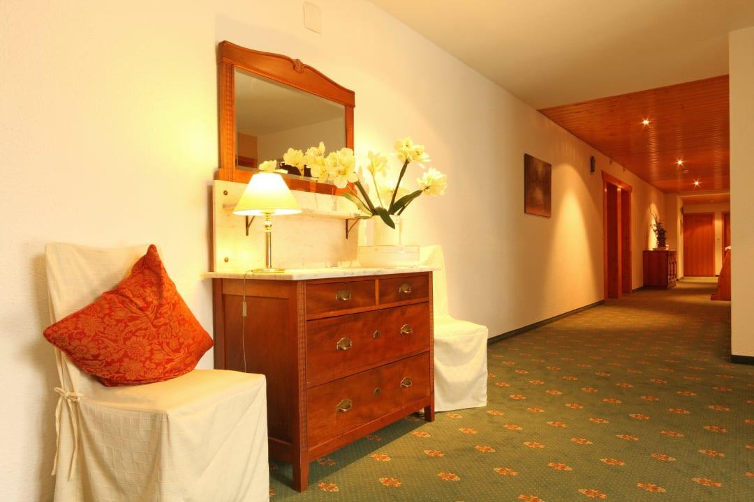 Korridor Bernerhof Swiss Quality Hotel