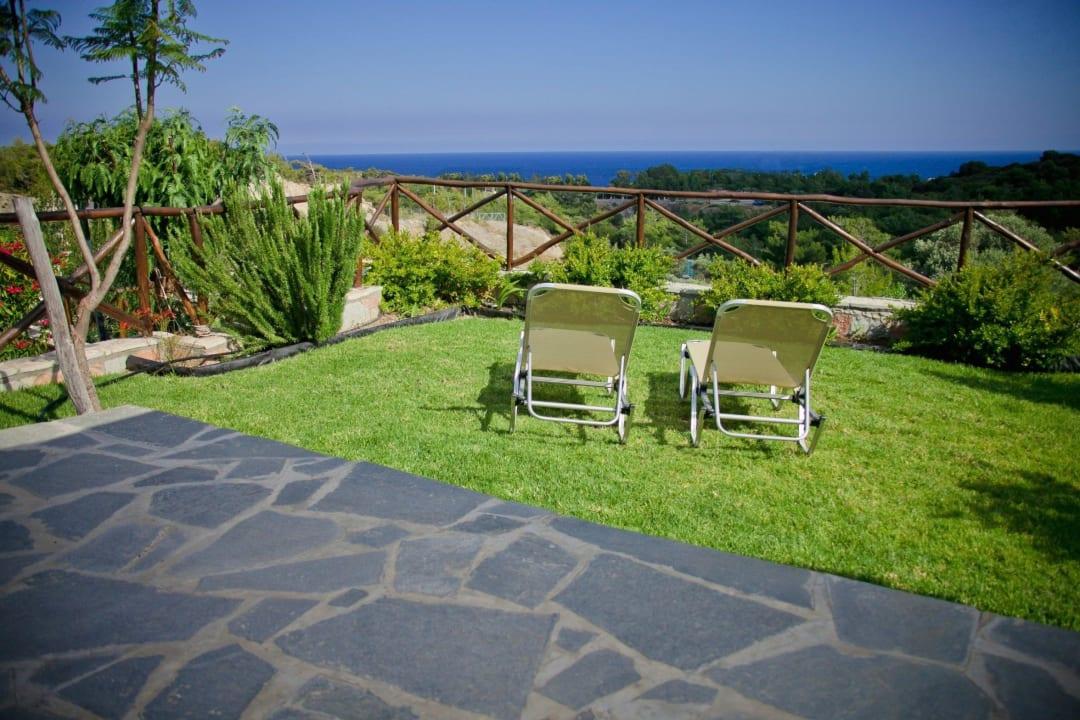 Sea view from Classic villa Hotel Petroto Villas