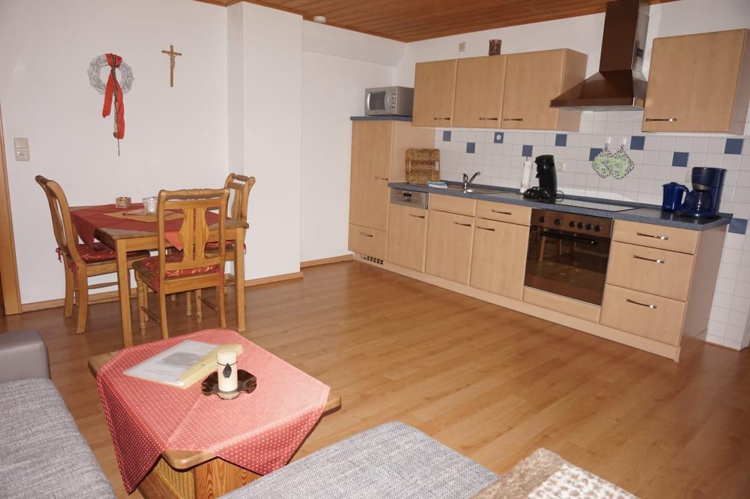 Zimmer Ferienwohnungen Ederhof