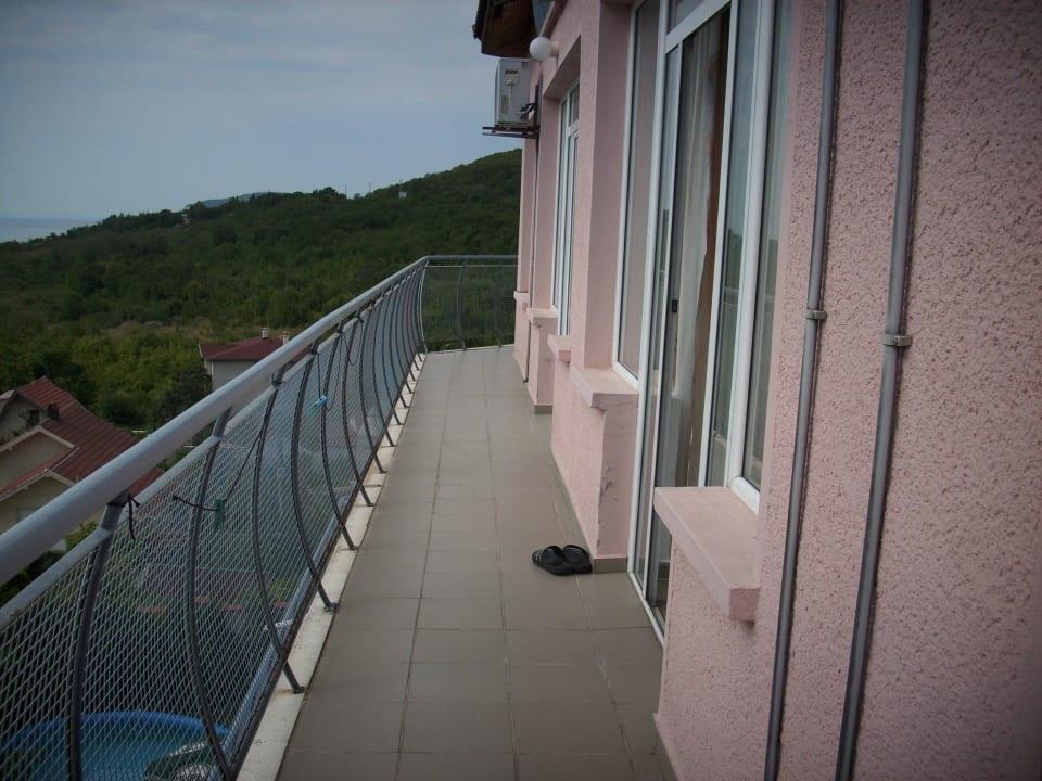 Balkon Hotel Diana