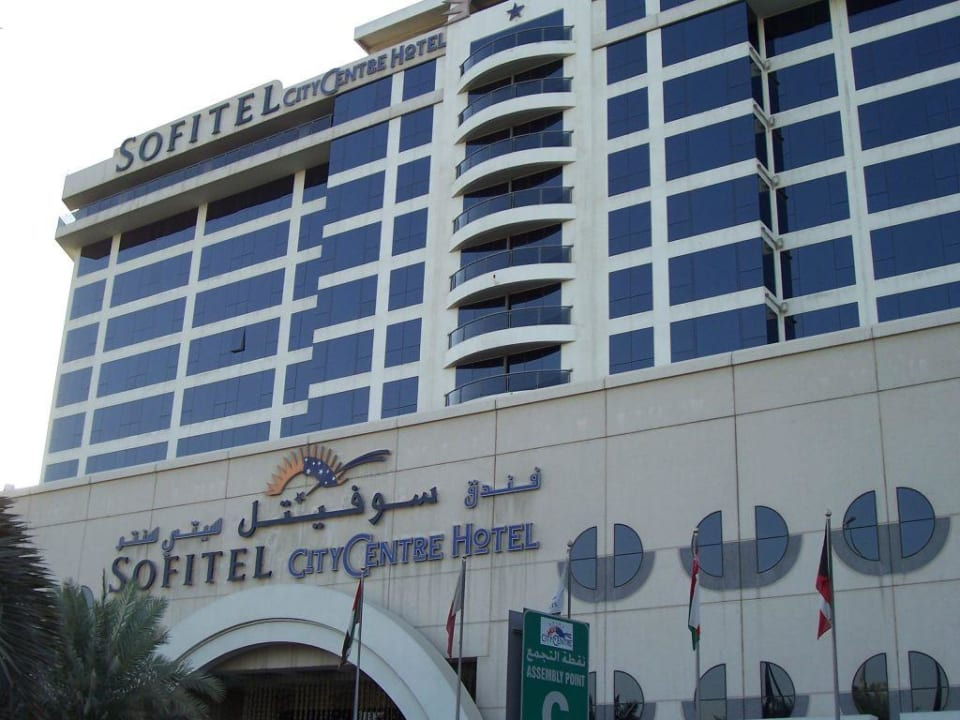 Sofitel City Centre Pullman Dubai Creek City Centre