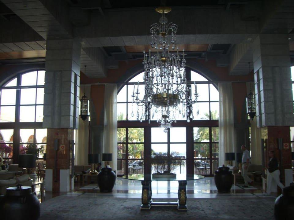 Lobby des Hotels Lopesan Costa Meloneras Resort, Spa & Casino