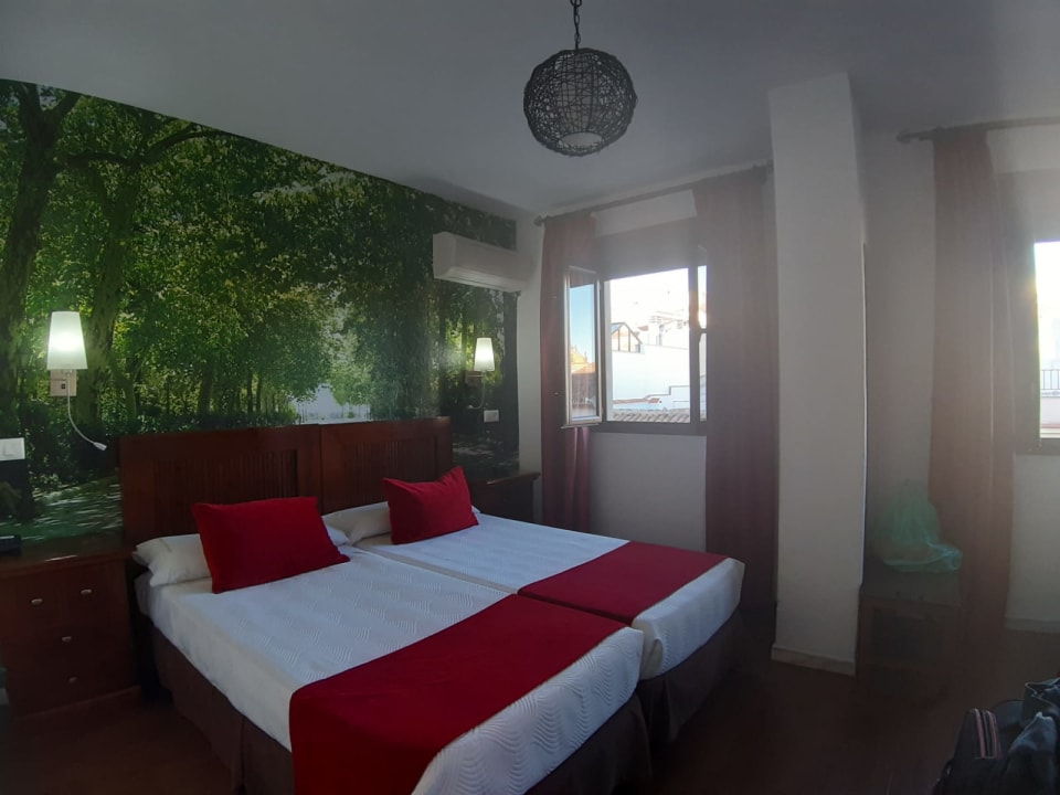 Zimmer Hotel El Tajo