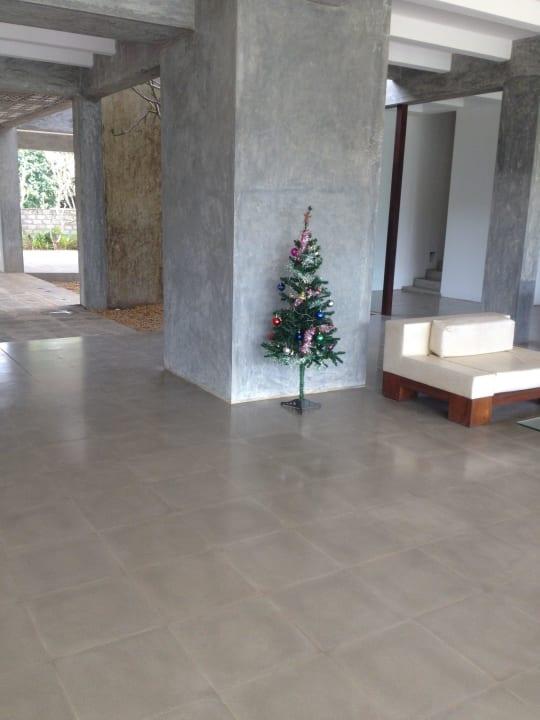 Lobby Resort & Spa Temple Tree