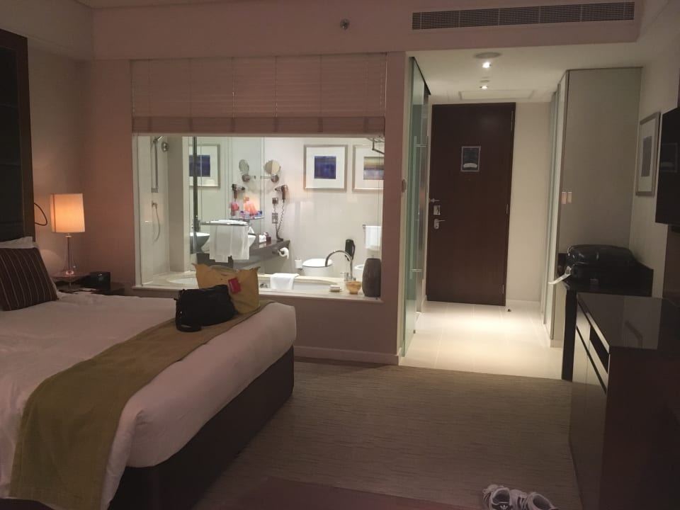 Zimmer Hotel Crowne Plaza Dubai Festival City