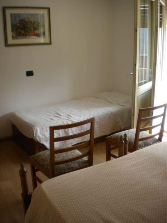 Supplementary bed Hotel Cima Belpra