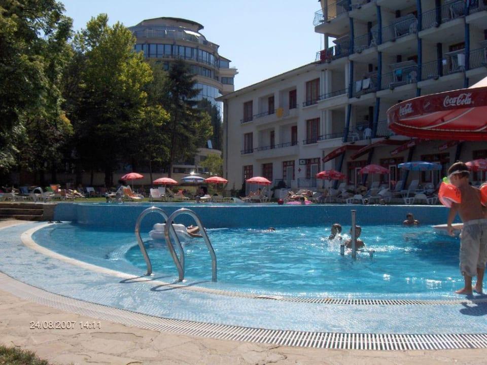 Unser Pool Hotel Astoria Palace  (Vorgänger-Hotel – existiert nicht mehr)