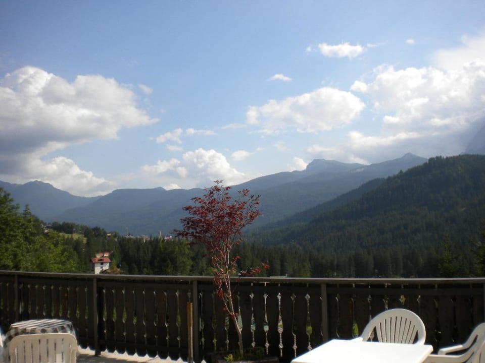 Balcony Hotel Cima Belpra