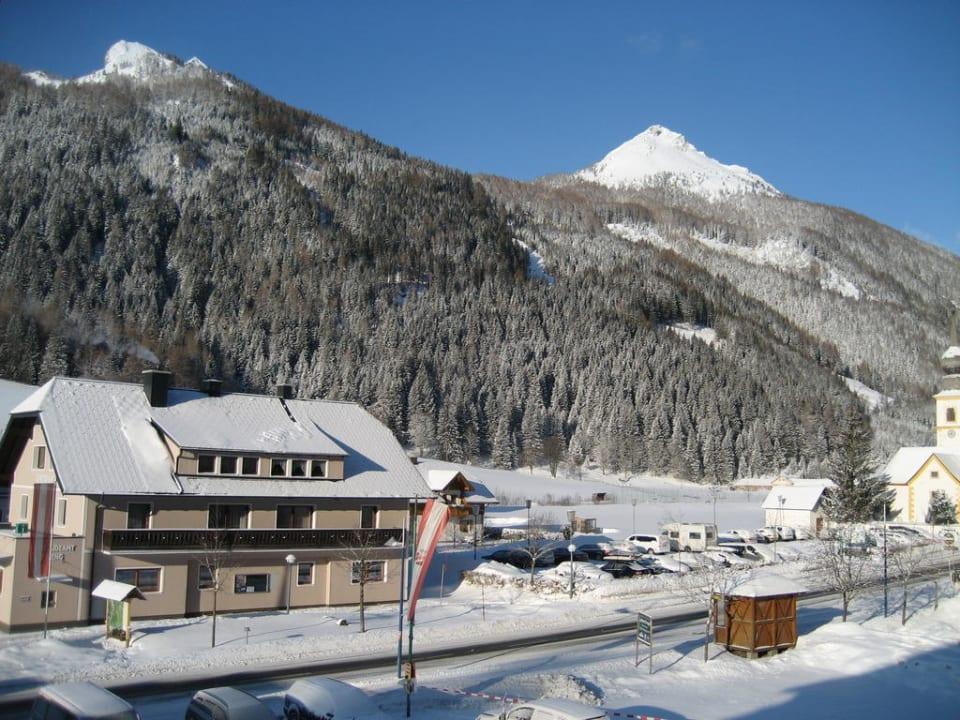 Schönes Bergpanorama Hotel Twengerhof