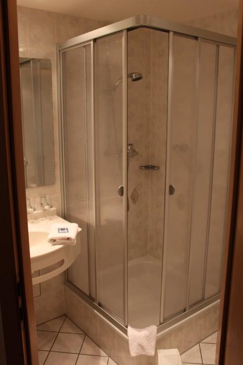 Dusche Hotel Amselgrundschlößchen