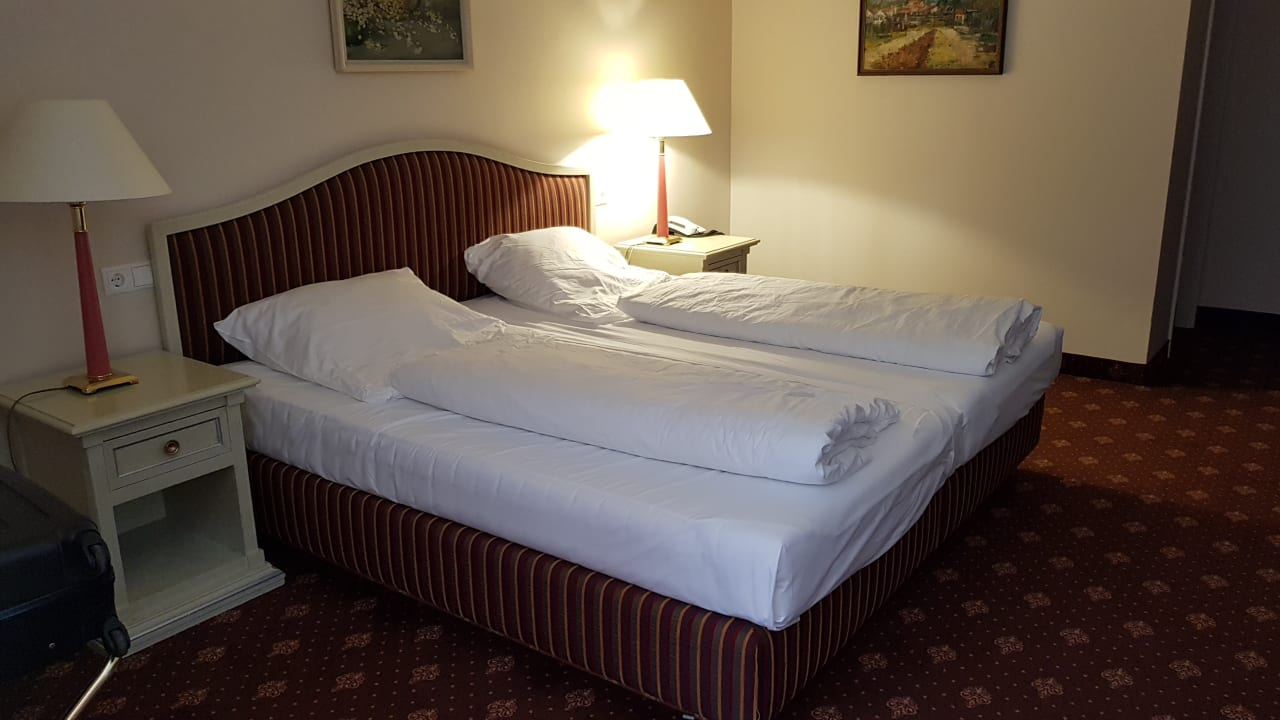 Zimmer Hotel Grossfeld