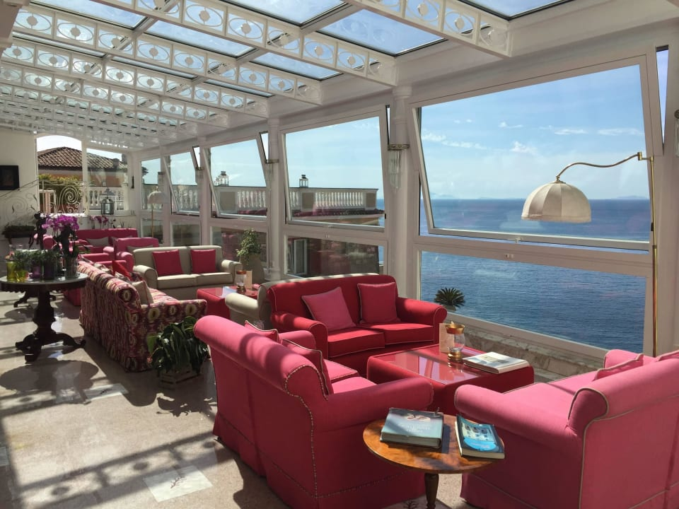 Lobby Hotel Corallo Sorrento