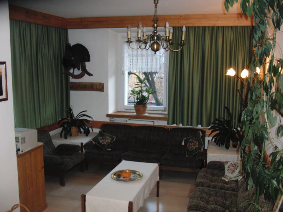 Lobby Hotel Villa Emilia