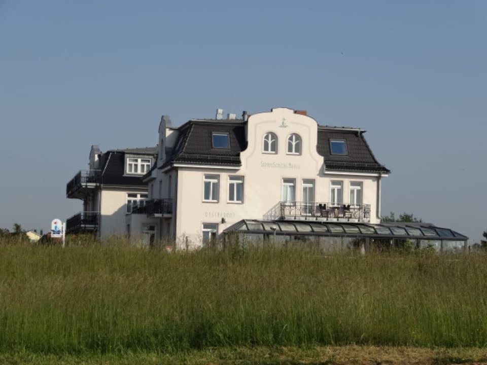 Außenansicht Strandschloss Arielle