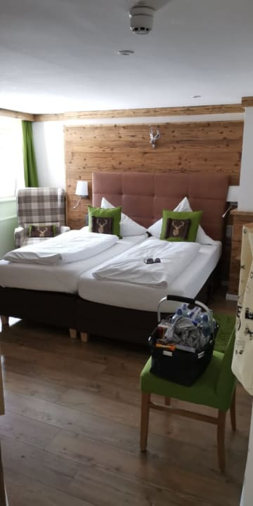 Zimmer Landferienhotel Augustin