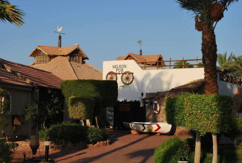Ogród Taba Hotel & Nelson Village