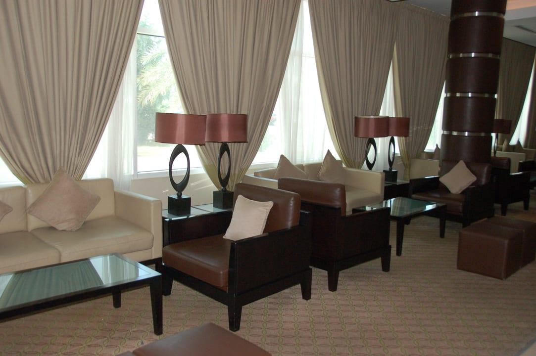 Место для отдыха Hotel Holiday Inn Express Dubai Internet City