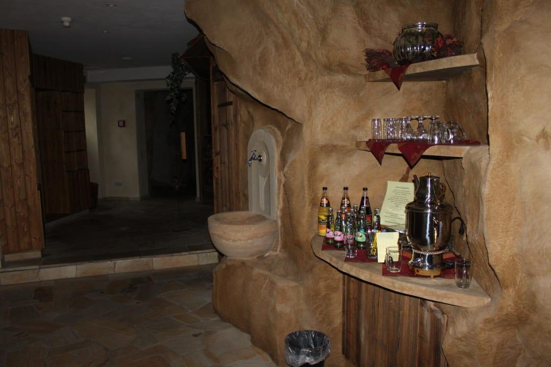Saunabereich Hotel Amselgrundschlößchen