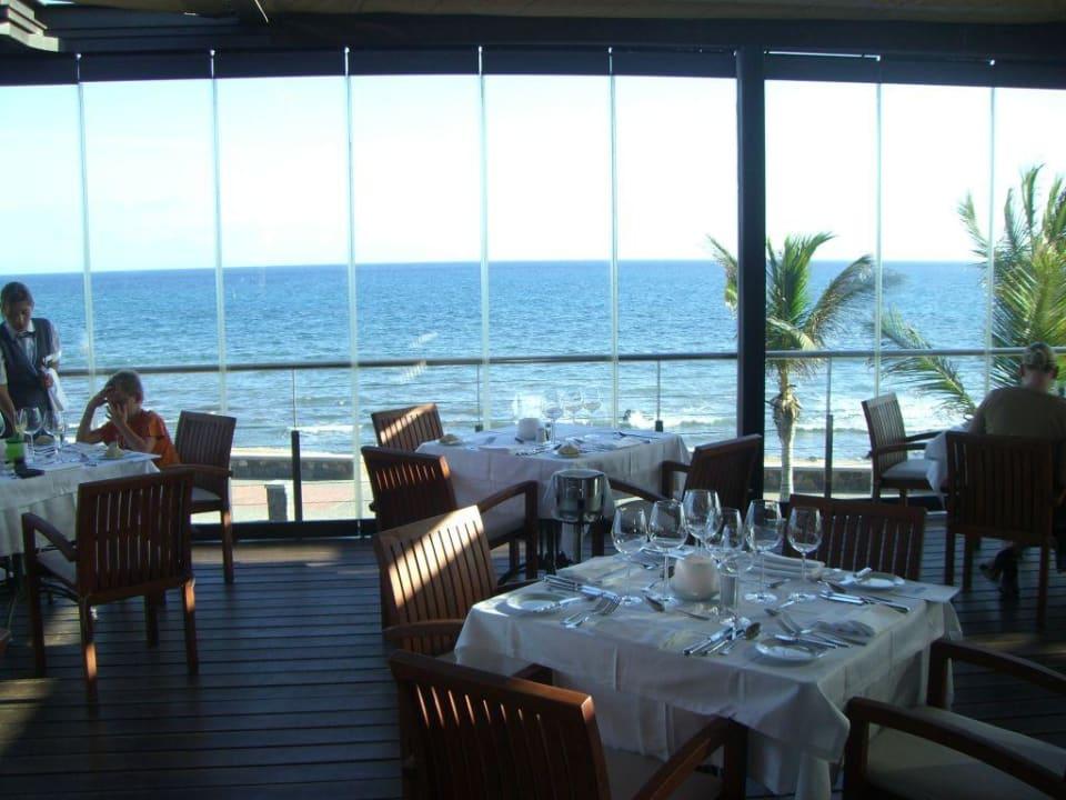 Essen im Vistamar mit Blick aufs Meer Lopesan Costa Meloneras Resort, Spa & Casino