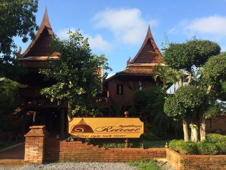 Außenansicht Ayutthaya Retreat