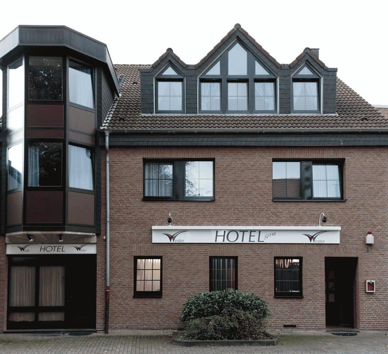 Aussenansicht Hotel Wester