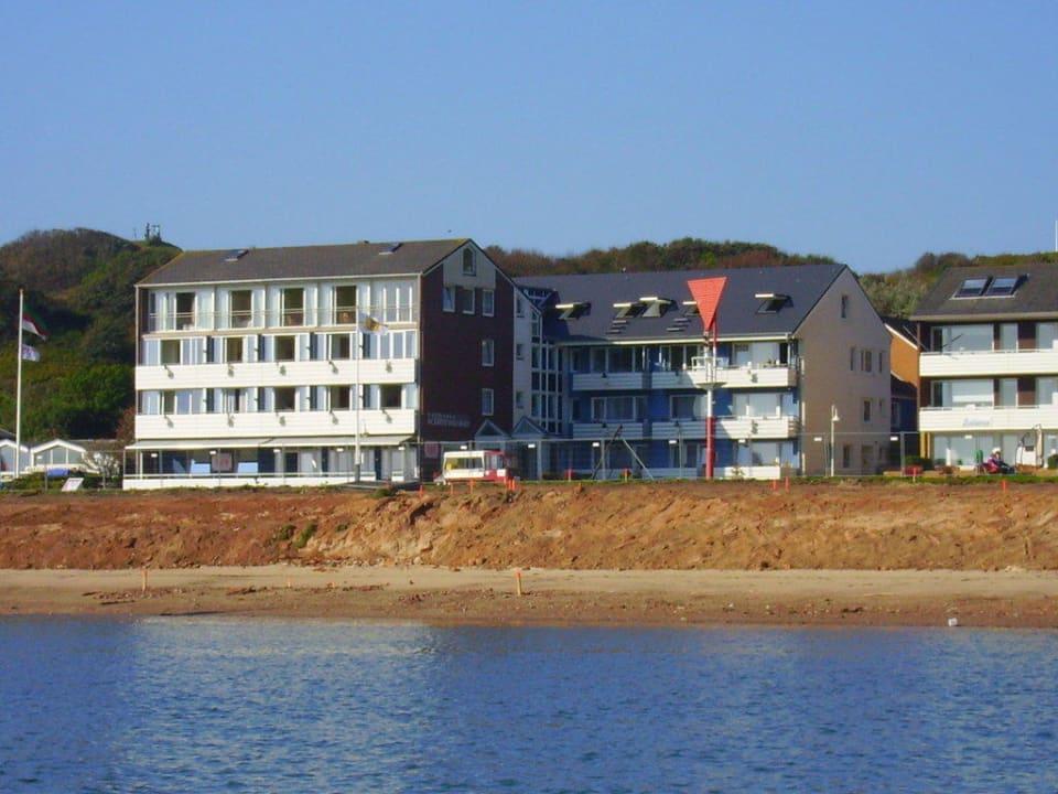 Das Hotel Hotel Rickmers Insulaner