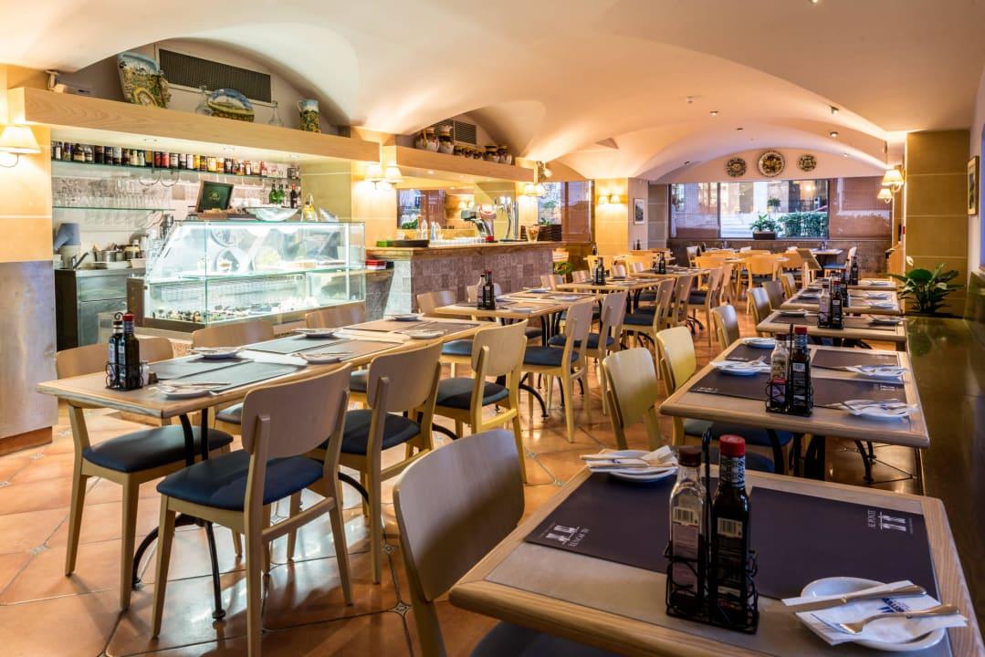 Al Ponte Restaurant & Pizzeria Maritim Antonine Hotel & Spa Malta