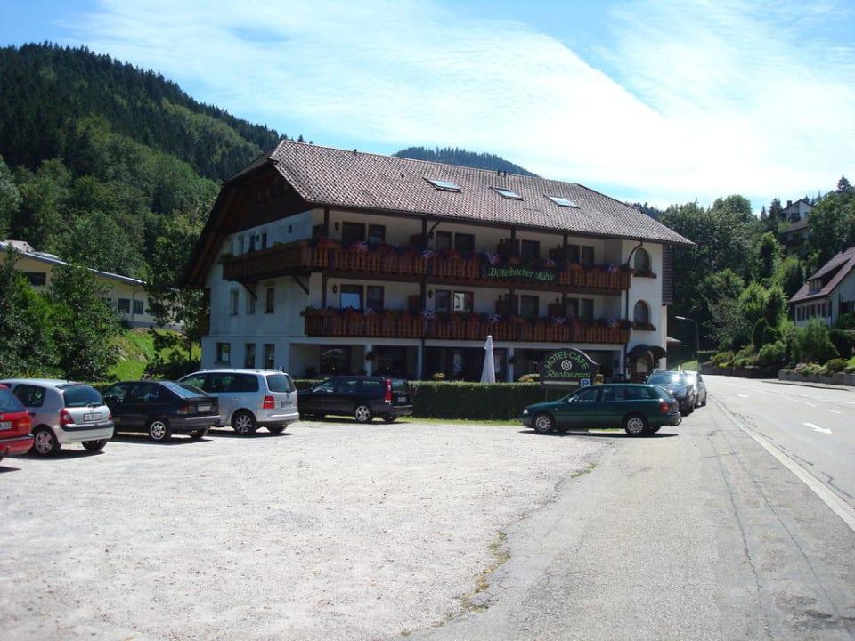 Hotel  Hotel Döttelbacher Mühle