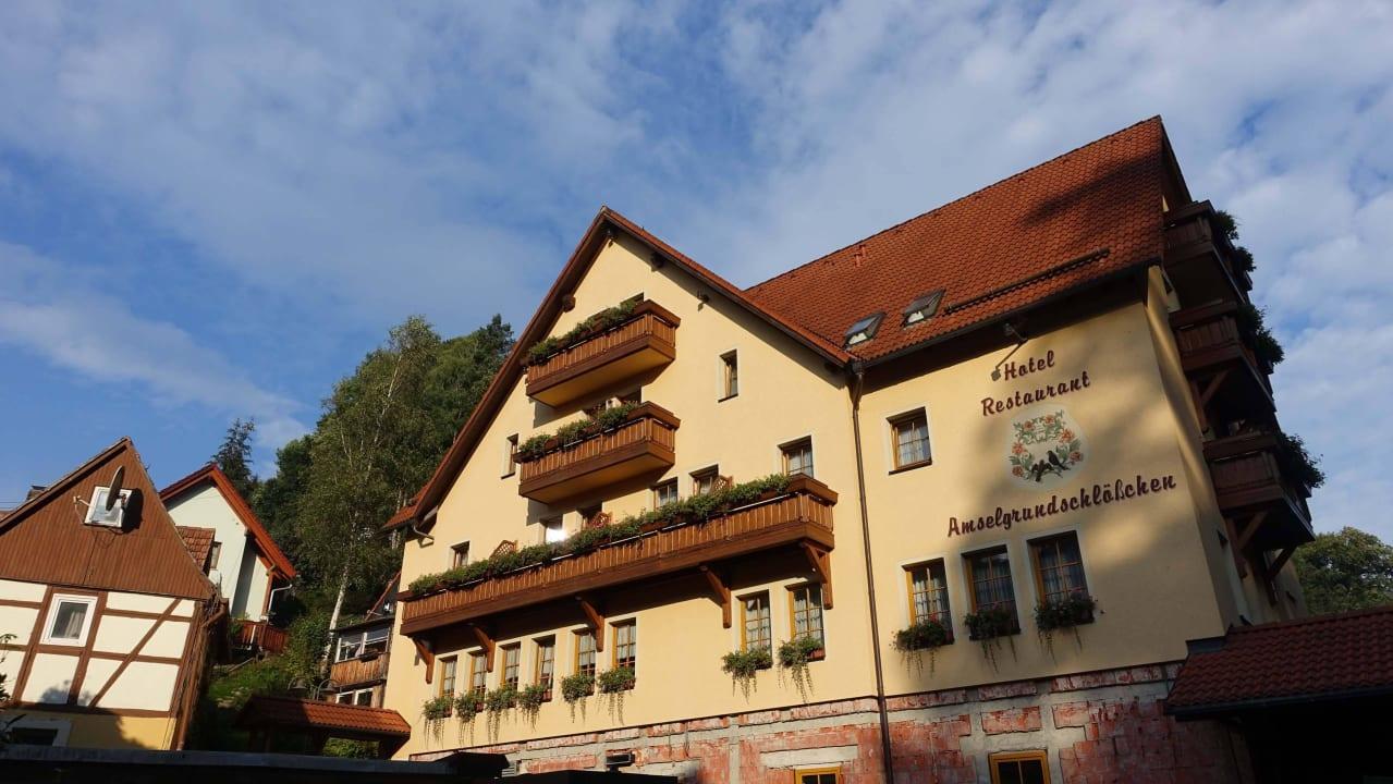 Unser Hotel Hotel Amselgrundschlößchen