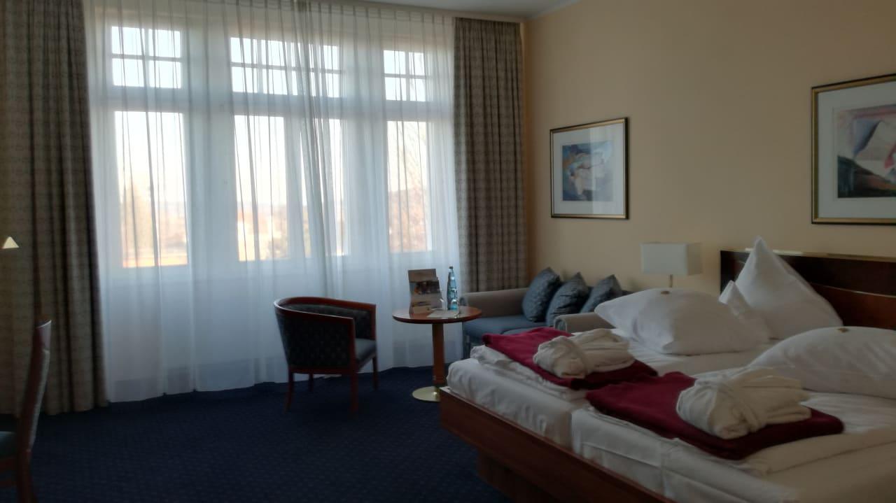 Zimmer Göbel's Hotel Quellenhof