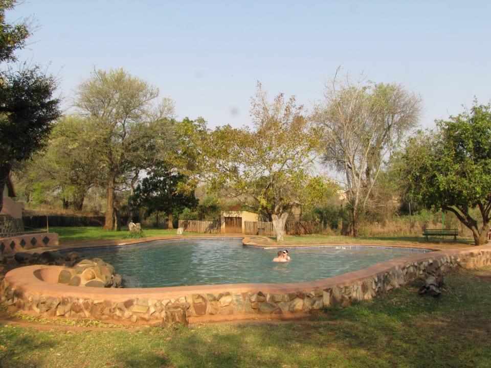 Pool Restcamp Lower Sabie
