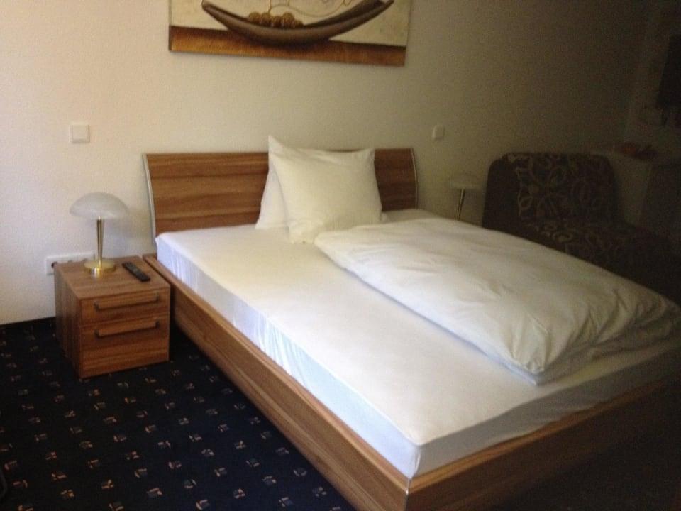 Doppelzimmer zur Alleinnutzung Hotel Wester