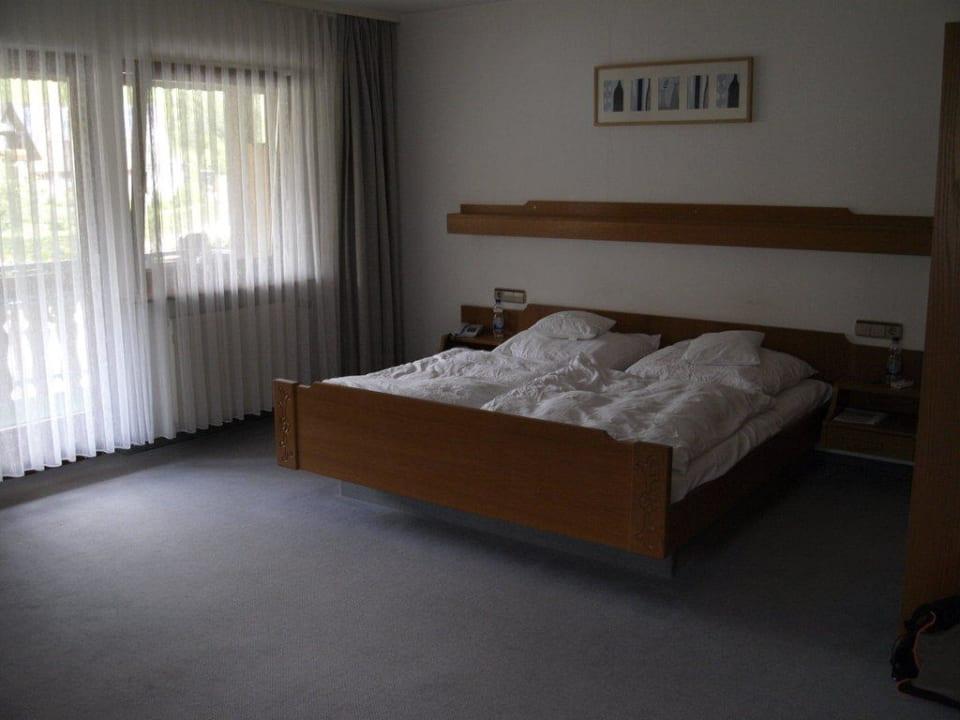 Bett Hotel Döttelbacher Mühle