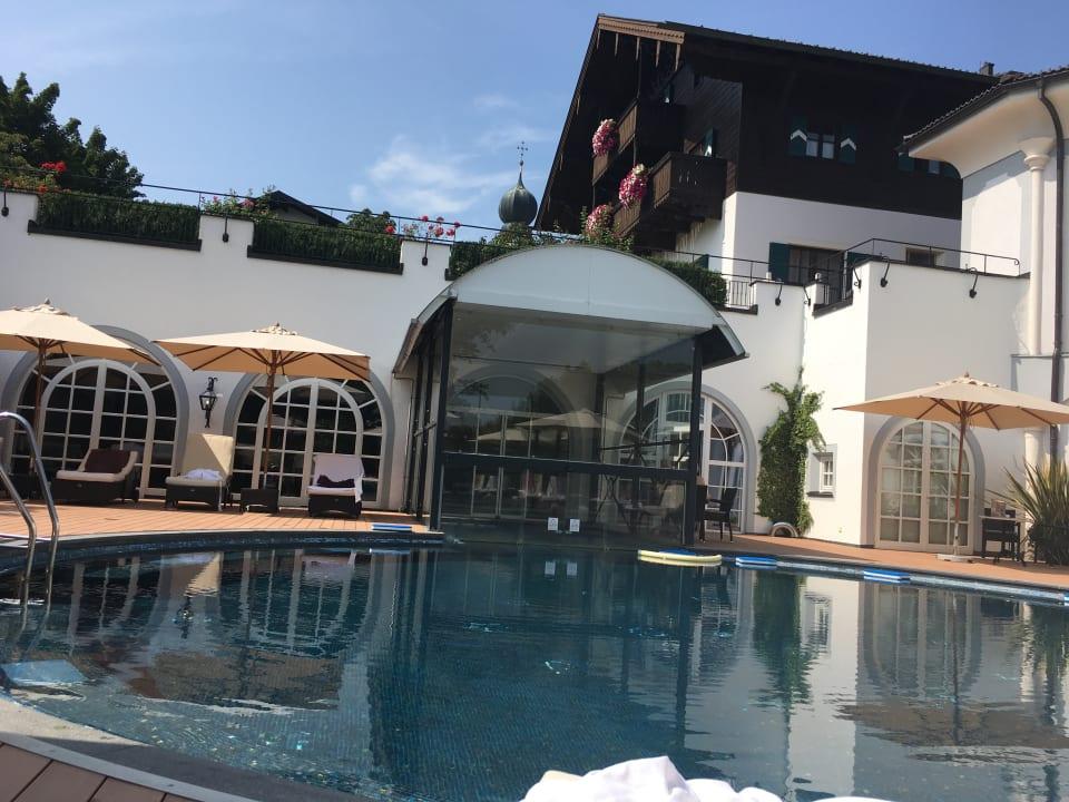 Pool Hotel Gut Ising