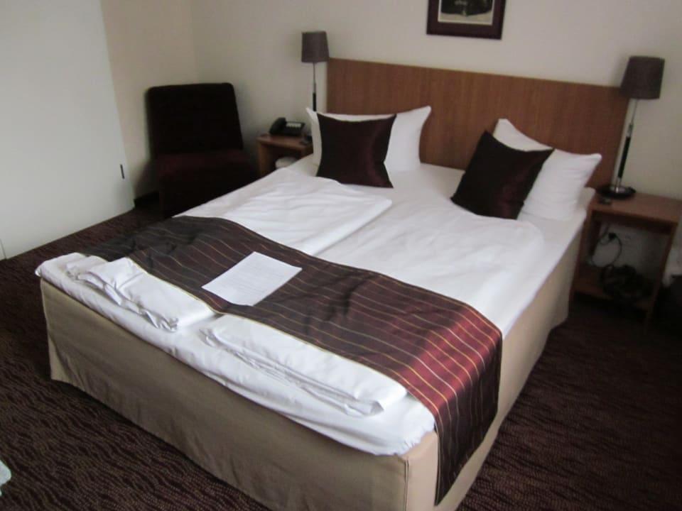 Zimmer Comfort Hotel tom Kyle
