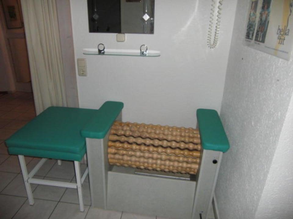 Rollgerät Hotel Bergstätter Hof